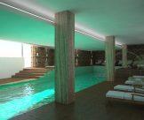 Wellness a bazénová hala – dizajn a realizácia interiéru