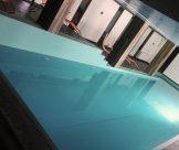 wellness a bazénová hala – realizácia