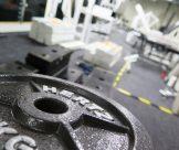 Fitness – dizajn a realizácia interiéru