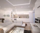 Návrh a realizácia interiéru bytu Bratislava