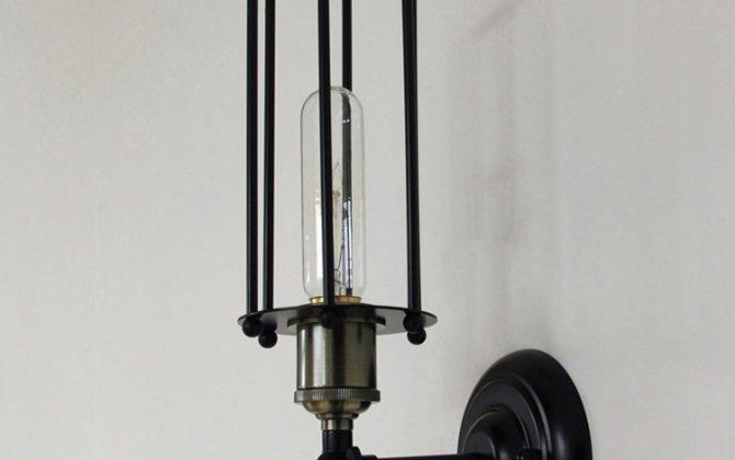 Historické nástenné svietidlo s rovnou klietkou3 670x420 - Historické nástenné svietidlo s rovnou klietkou