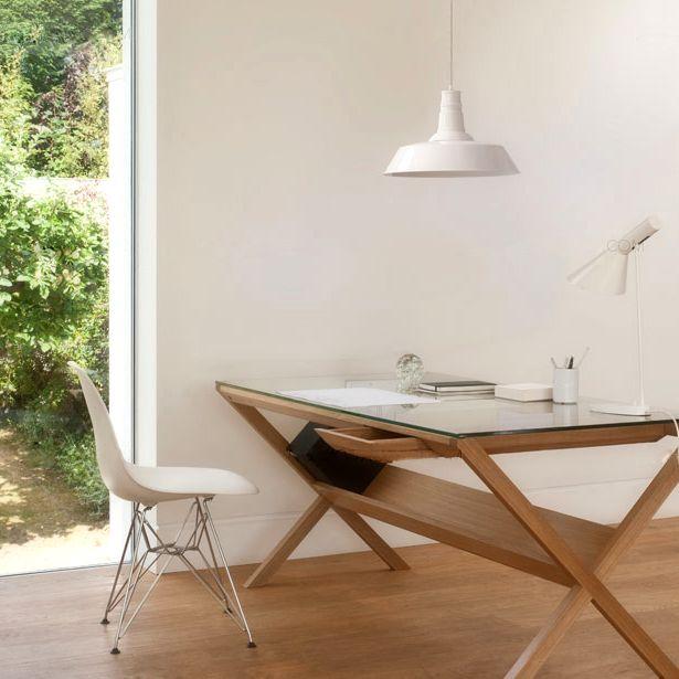 Moderné závesné svietidlo zhotovené z kombinácie materiálu skla a hliníka2 - Moderné závesné svietidlo v bielej farbe