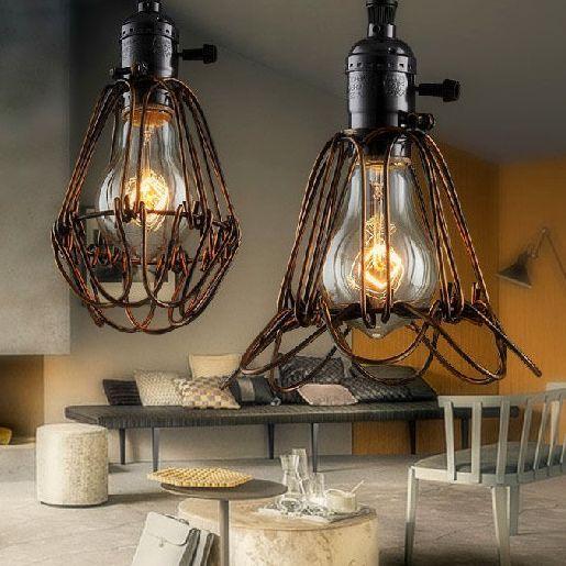 Toto historické nástenné svietidlo je vhodné pre milovníkov štýlového bývania12 - Historické závesné svietidlo s nastaviteľnou mriežkou
