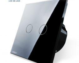 Elegantný-dotykový-vypínač-v-čiernom-prevedení-s-lesklou-sklenenou-dotykovou-plochou-2