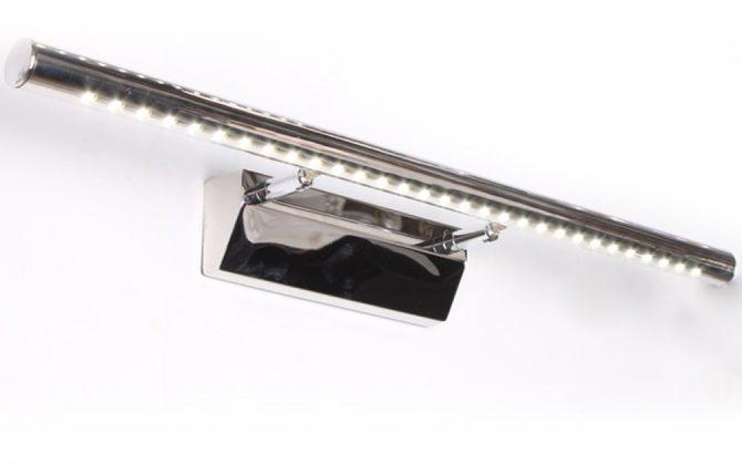 Má funkciu okamžitého rozsvietenia a zaručuje optimálny svetelný výkon2 670x420 - Moderné LED 7W nástenné svietidlo