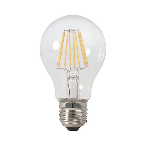 FILAMENT žiarovka CLASSIC E27 Teplá biela 6W 600lm4 - FILAMENT žiarovka - CLASSIC - E27, Teplá biela, 6W, 550lm, V-TAC