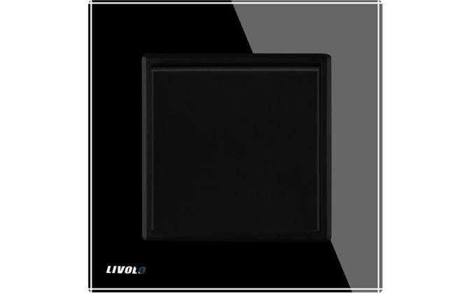 Luxusný mechanický vypínač č.1 v čiernom prevedení