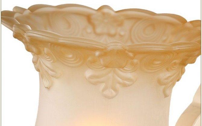 Luxusné dvojité nástenné svietidlo Krčah s ručnou maľbou 113 670x420 - Luxusné dvojité nástenné svietidlo Krčah s ručnou maľbou