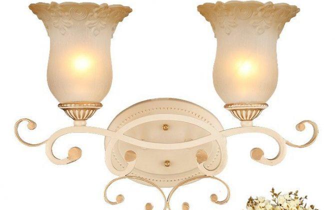 Luxusné dvojité nástenné svietidlo Krčah s ručnou maľbou 32 670x420 - Luxusné dvojité nástenné svietidlo Krčah s ručnou maľbou