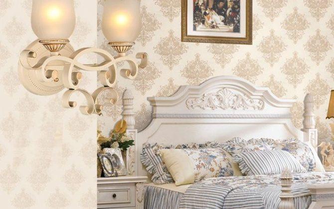 Luxusné dvojité nástenné svietidlo Krčah s ručnou maľbou 52 670x420 - Luxusné dvojité nástenné svietidlo Krčah s ručnou maľbou