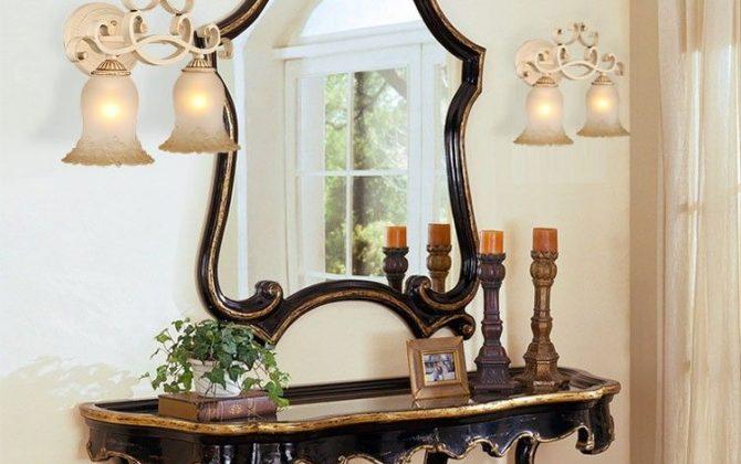 Luxusné dvojité nástenné svietidlo Krčah s ručnou maľbou 82 670x420 - Luxusné dvojité nástenné svietidlo Krčah s ručnou maľbou