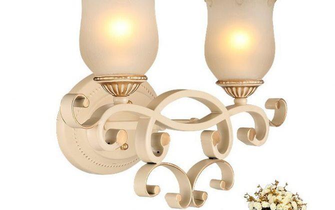Luxusné dvojité nástenné svietidlo Krčah s ručnou maľbou 93 670x420 - Luxusné dvojité nástenné svietidlo Krčah s ručnou maľbou