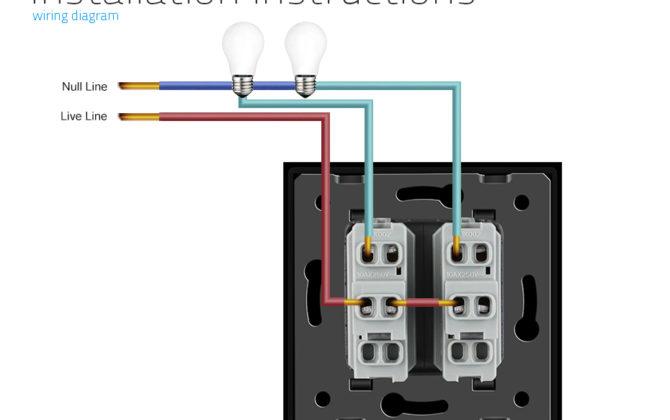 Luxusné mechanické vypínače v bielom alebo čiernom prevedení 2 670x420 - Luxusný lustrový vypínač č.5 v čiernom prevedení