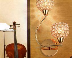 Moderné nástenné svietidla z nášho sortimentu vyniknú hlavne v moderných interiéroch a domácnostiach