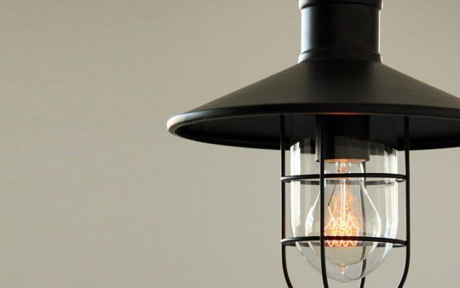 Toto nevšedné svetlo vám poskytne nostalgický hrejivý pocit vo Vašej domácnosti alebo miestnosti12 670x420 - Historické závesné svietidlo Black Cage s čiernym tienidlom