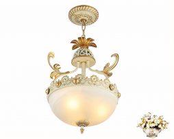 Luxusné-závesné-svietidlo-Medúza-s-ručnou-maľbou-4
