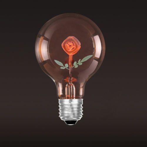 Dekoračná žiarovka SHINES Rose - Dekoračná žiarovka - SHINES - Rose