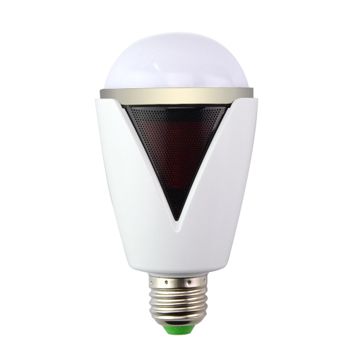Inteligentná LED žiarovka E27 s bluetooth reproduktorom10 - Inteligentná LED žiarovka E27 s bluetooth reproduktorom