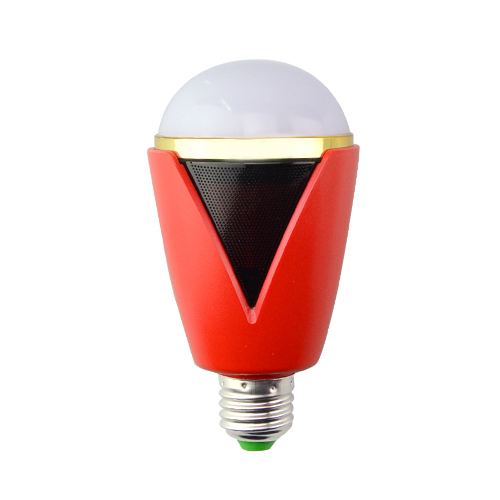 Inteligentná LED žiarovka E27 s bluetooth reproduktorom6 - Inteligentná LED žiarovka E27 s bluetooth reproduktorom