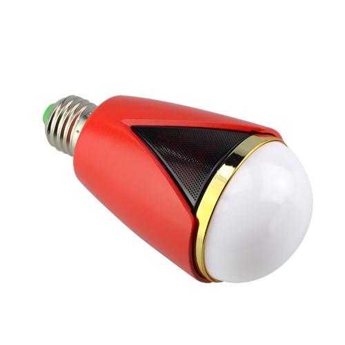 Inteligentná LED žiarovka E27 s bluetooth reproduktorom7 - Inteligentná LED žiarovka E27 s bluetooth reproduktorom