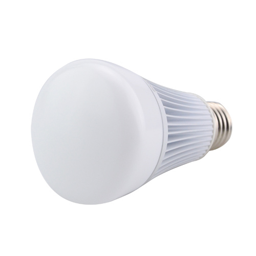 RGB LED žiarovka s bezdrôtovým reproduktorom 8W 550lm25 - RGB LED žiarovka s efektami, 8W, 550lm