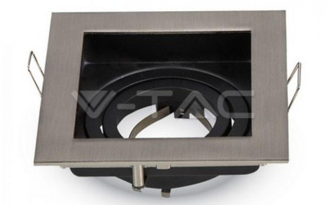 Rámik hranatý výklopný matný V TAC 670x420 - Rámik hranatý výklopný matný, V-TAC