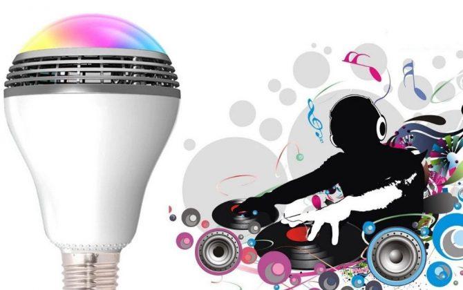 Smart LED žiarovka s výkonným reproduktorom a efektami 2 670x420 - Smart LED žiarovka s výkonným reproduktorom a efektami