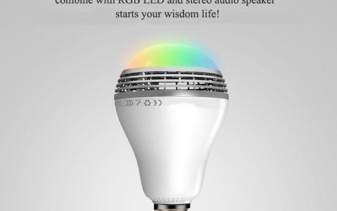 Smart LED žiarovka s výkonným reproduktorom a efektami 4 670x420 - Smart LED žiarovka s výkonným reproduktorom a efektami