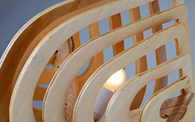 Závesné kreatívne drevené svietidlo HEART3 670x420 - Závesné kreatívne drevené svietidlo - HEART