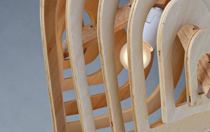 Závesné kreatívne drevené svietidlo HEART4 670x420 - Závesné kreatívne drevené svietidlo - HEART
