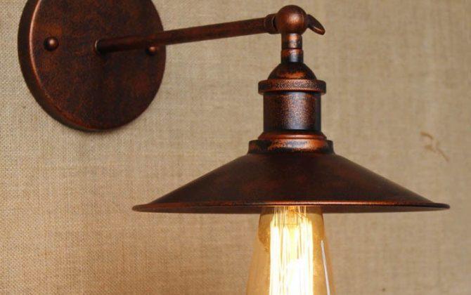 Historické nástenné svietidlo s tienidlom v medenej farbe6 670x420 - Historické nástenné svietidlo s tienidlom v medenej farbe