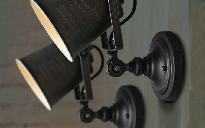 Elegantné reflektorové nástenné svietidlo Hat 1 670x420 - Elegantné reflektorové nástenné svietidlo Hat