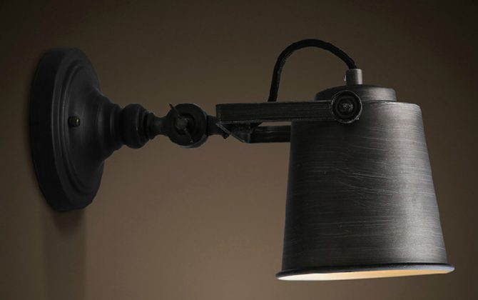 Elegantné reflektorové nástenné svietidlo Hat 4 670x420 - Elegantné reflektorové nástenné svietidlo Hat