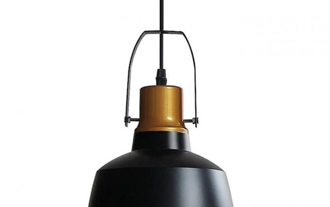 Je unikátne vďaka materiálu a kreatívnemu prevedeniu 670x420 - Mohutné závesné svietidlo v retro štýle