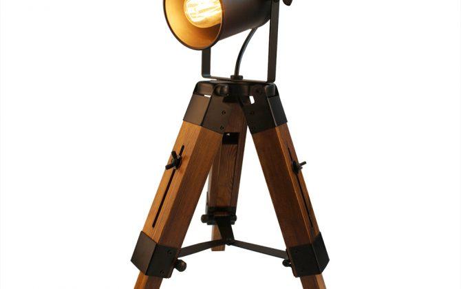 Lampa so stmievačom v štýle Reflektora z prírodného dreva2 670x420 - Lampa so stmievačom v štýle Reflektora z prírodného dreva