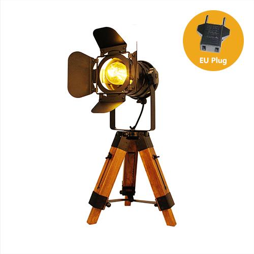 Mohutná stolová lampa so stmievačom v štýle Reflektora7 - Mohutná stolová lampa so stmievačom v štýle Reflektora