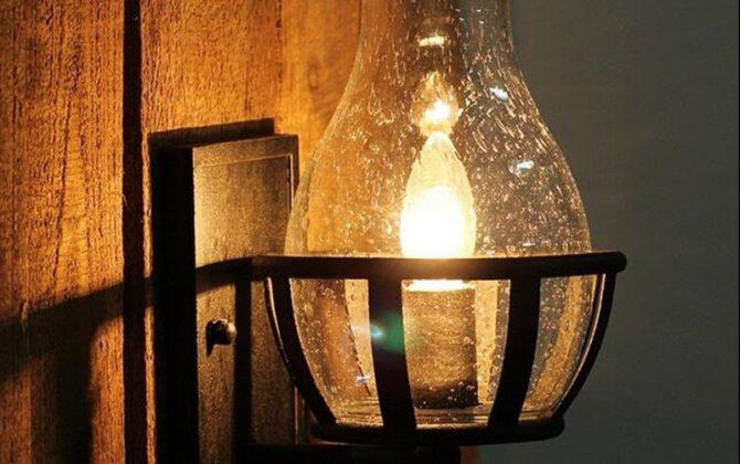 Starodávne nástenné svietidlo v tvare sviečky4 670x420 - Starodávne nástenné svietidlo v tvare sviečky