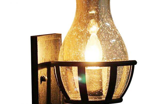 Starodávne nástenné svietidlo v tvare sviečky5 670x420 - Starodávne nástenné svietidlo v tvare sviečky