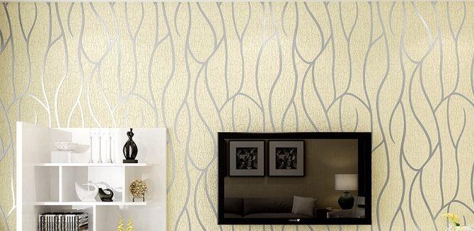Luxusná 3D semišová tapeta na stenu v béžovo striebornej farbe . 1 670x327 - Luxusná 3D semišová tapeta na stenu v béžovo-striebornej farbe
