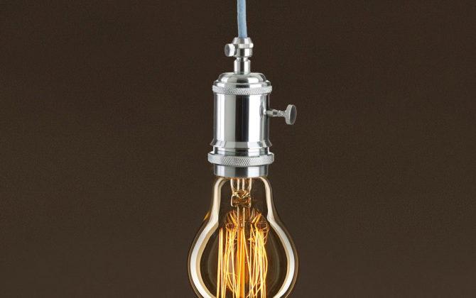 EDISON žiarovka CLASSIC E. Dekoratívna žiarovka s uhlíkovým vláknom má klasický tvar gule s dekoračným uhlíkovým vláknom 2 670x420 - EDISON žiarovka - CLASSIC E - E27, 30W, 60lm