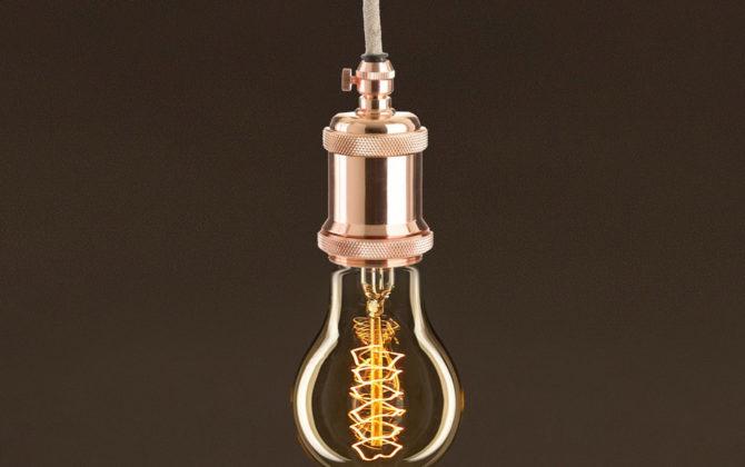 EDISON žiarovka SPIRAL B E27 30W. Ideálna pre salóniky 1 670x420 - EDISON žiarovka - SPIRAL B - E27, 30W, 60lm