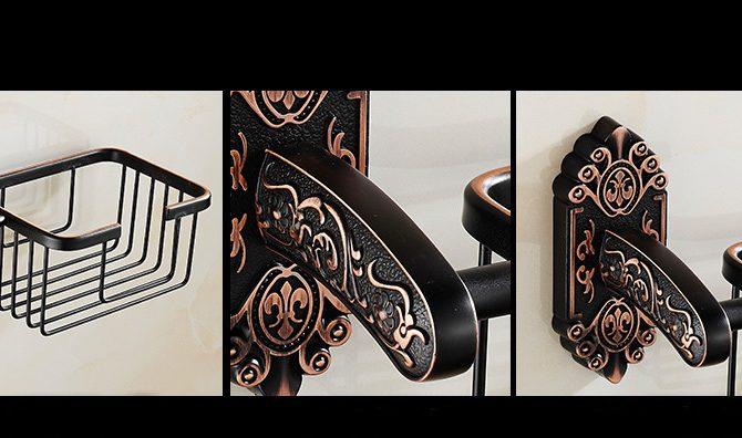 Starožitný prepracovaný držiak na toaletný papier v čiernej farbe 1 1 670x396 - Starožitný prepracovaný držiak na toaletný papier v čiernej farbe
