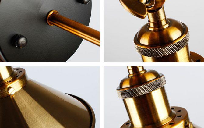 Historické nástenné svietidlo so zlatým hlbokým tienidlom 3 670x420 - Historické nástenné svietidlo so zlatým hlbokým tienidlom