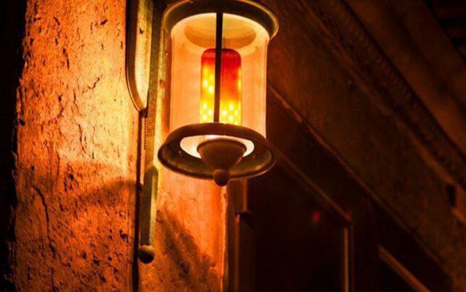 LED žiarovka s efektom plameňa E27 5W Teplá biela 3 670x420 - LED žiarovka s efektom plameňa, E27, 5W, Teplá biela