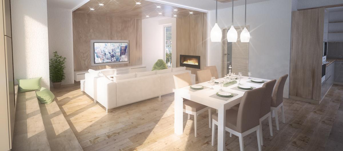 Interiérový dizajn a architektúra v tých najmodernejśích trendoch