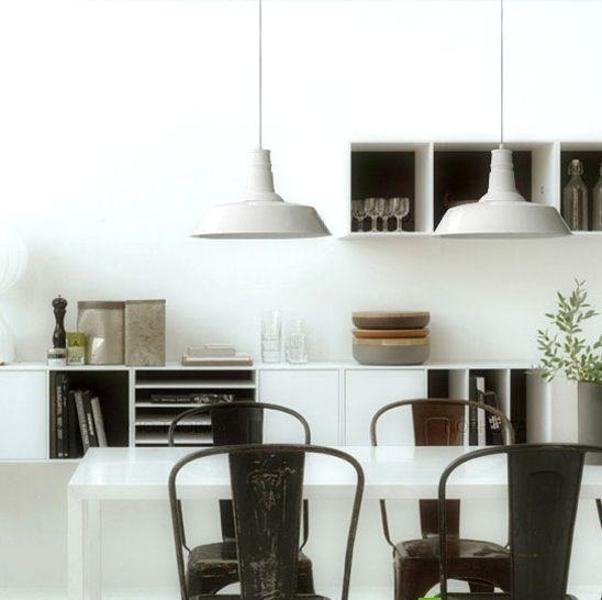Ponúkame moderné dizajnové závesné svietidlá lampy a lustre pre luxusné obývačky luxusnú jedáleň alebo kuchyňu2 - Moderné závesné svietidlo v bielej farbe
