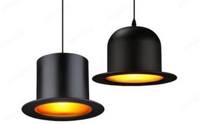 Kreatívne závesné svietidlo wooster a chester 670x420 - Kreatívne závesné svietidlo Wooster v zlatej farbe