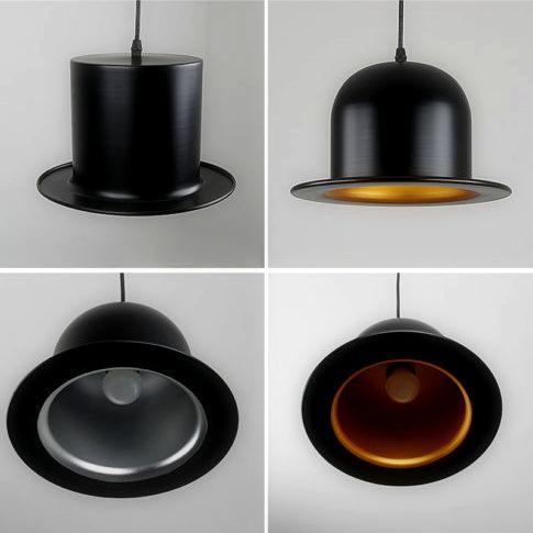 Toto kreatívne závesné svietidlo okúzli každého www.ziarovky.eu 3 - Kreatívne závesné svietidlo Wooster v zlatej farbe