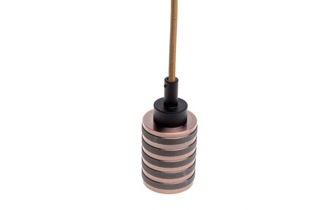 Závesné retro svietidlo v modernej medenej kombinácii 2 670x420 - Závesné retro svietidlo v modernej medenej kombinácii