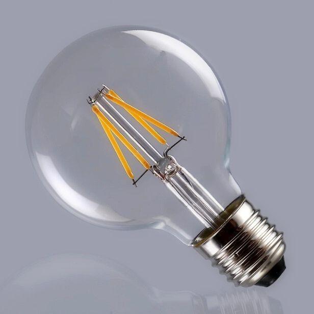 FILAMENT žiarovka SHINES E27 4W 350lm2 - FILAMENT žiarovka - SHINES - E27, 4W, 450lm